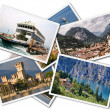Lake Garda Collage — Photo