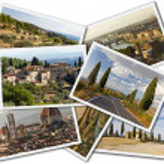 Tuscany Collage — Stock Photo #31123561