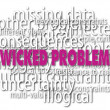 Stock Photo: Wicked Problems