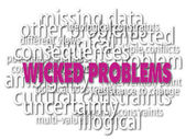 Wicked Problems — Stock Photo