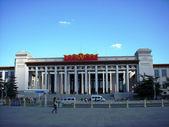 Nationale museum van china — Stockfoto