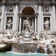 Stock Photo: Trevi Fountain, Roma