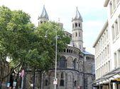 Basilique des Saints-Apôtres, cologne — Photo