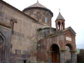 Harichavank Monastery, Armenia — Stock Photo