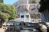 Akropolis von athen — Stockfoto