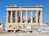 Acropolis of Athens, Parthenon — Stock Photo