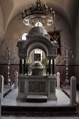 Interior of Saint Andrew Basilica of Patras — Stock Photo