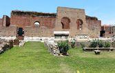 Ancient Roman Odeon in Patras, Greece — Stock Photo