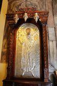 A igreja de são demétrio, ou hagios demetrios, thrssaloniki, grécia — Fotografia Stock