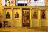 The Church of Saint Demetrius, or Hagios Demetrios, Thrssaloniki, Greece — Stock Photo