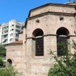Hagia Sophia Byzantine church in Thessaloniki — Stock Photo #49499021