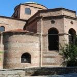Hagia Sophia Byzantine church in Thessaloniki — Stock Photo #49499023