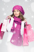 Shopper — Stockfoto