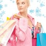 Shopper — Stock Photo #13300329