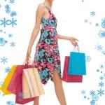 Shopper — Stock Photo #13517153