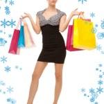 Shopper — Stock Photo #13517202