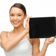 Woman with tablet pc — Stock Photo #19731939