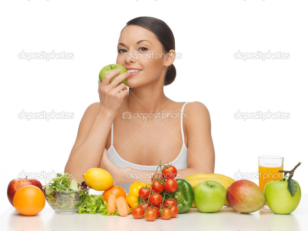 Диета для омоложения и похудения