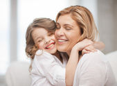 Mother and daughter — Stockfoto