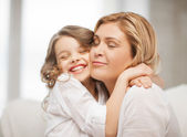 Mãe e filha — Foto Stock