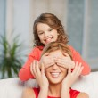 Mother and daughter — Stock Photo #21976971