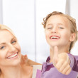 Happy mother and child — Stock Photo #24367497