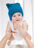 Adorable baby boy — Stock Photo