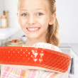 Little housewife — Stock Photo #25010009