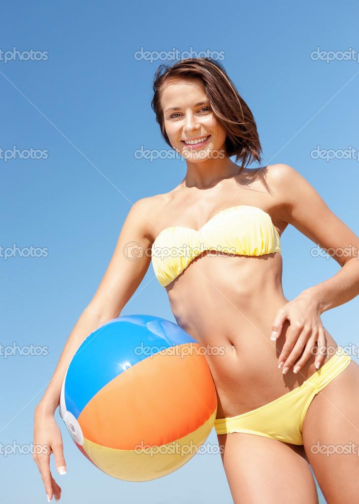 Customer bikini pics
