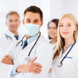 Group of doctors — Stock Photo #30551801