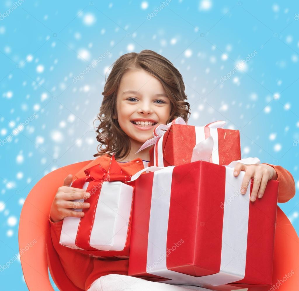 Что подарить дочери но новый год 4 года