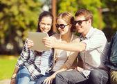 青少年外拍照 — 图库照片