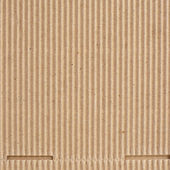 Cardboard texture background. — Stock Photo