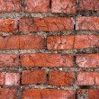 Bricks in old Wall — Stock Photo