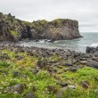 Iceland coast — Stock Photo