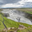 Stock Photo: Gullfoss
