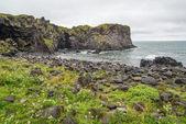 Iceland coast — Stock Photo