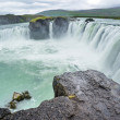 Stock Photo: Godafoss