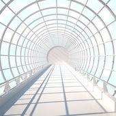 Interior in Sky — Stock Photo