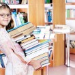 Stockfoto: Books pile