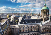 Royal palace amsterdam, hollanda — Stok fotoğraf