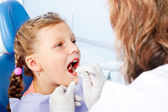 Dental check up — Stock Photo