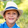 Preschool boy — Stock Photo #30722655