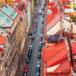 Roofs of Prague — Lizenzfreies Foto