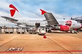 Service de l'aéroport — Photo