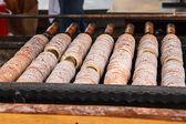 Delicious rolls — Stock Photo