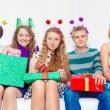 Party presents — Stock Photo