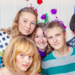 Students party — Stock Photo