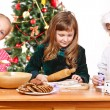 Christmas kids — Stock Photo #8686532