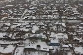 Winter landscape — 图库照片